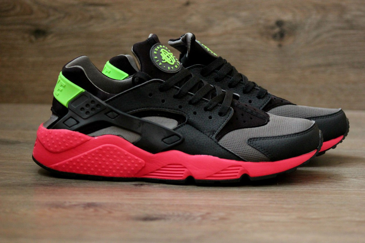 38b1aff3fe06 ... Кроссовки мужские Nike Air Huarache Run Hyper Punch - Интернет-магазин  ...
