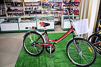 """Складной велосипед Десна 24"""" красный"""