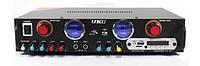 Стерео усилитель UKC KA-105F Karaoke, 2 по 60 Вт, 8 Ом.