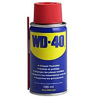 Универсальная антикоррозийная смазка WD-40 (100мл)