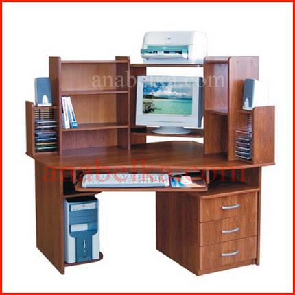 Стіл комп'ютерний Прометей (Ніка), фото 2