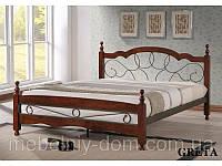 """Кровать кованная, железная """"Грета (Greta)"""""""