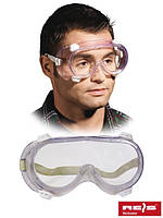 Защитные закрытые очки  REIS GOG-AIR, фото 1
