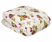 Одеяло закрытое овечья шерсть (Бязь) оптом и в разницу, фото 1
