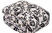 Теплое одеяло закрытое овечья шерсть (Бязь) оптом и в разницу