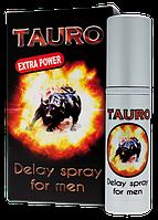 МОЩНЫЙ СПРЕЙ ПРОЛОНГАТОР TAURO EXTRA STRONG DELAY SPRAY 5 ML . ЕТ