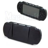 Силиконовый чехол для Sony PSP 3000/2000 (черный), фото 1