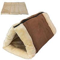 Лежаки домики для кошек 2 in 1 Kitty Shack (подстилка, кровать 2 в 1 Китти Шак), фото 1