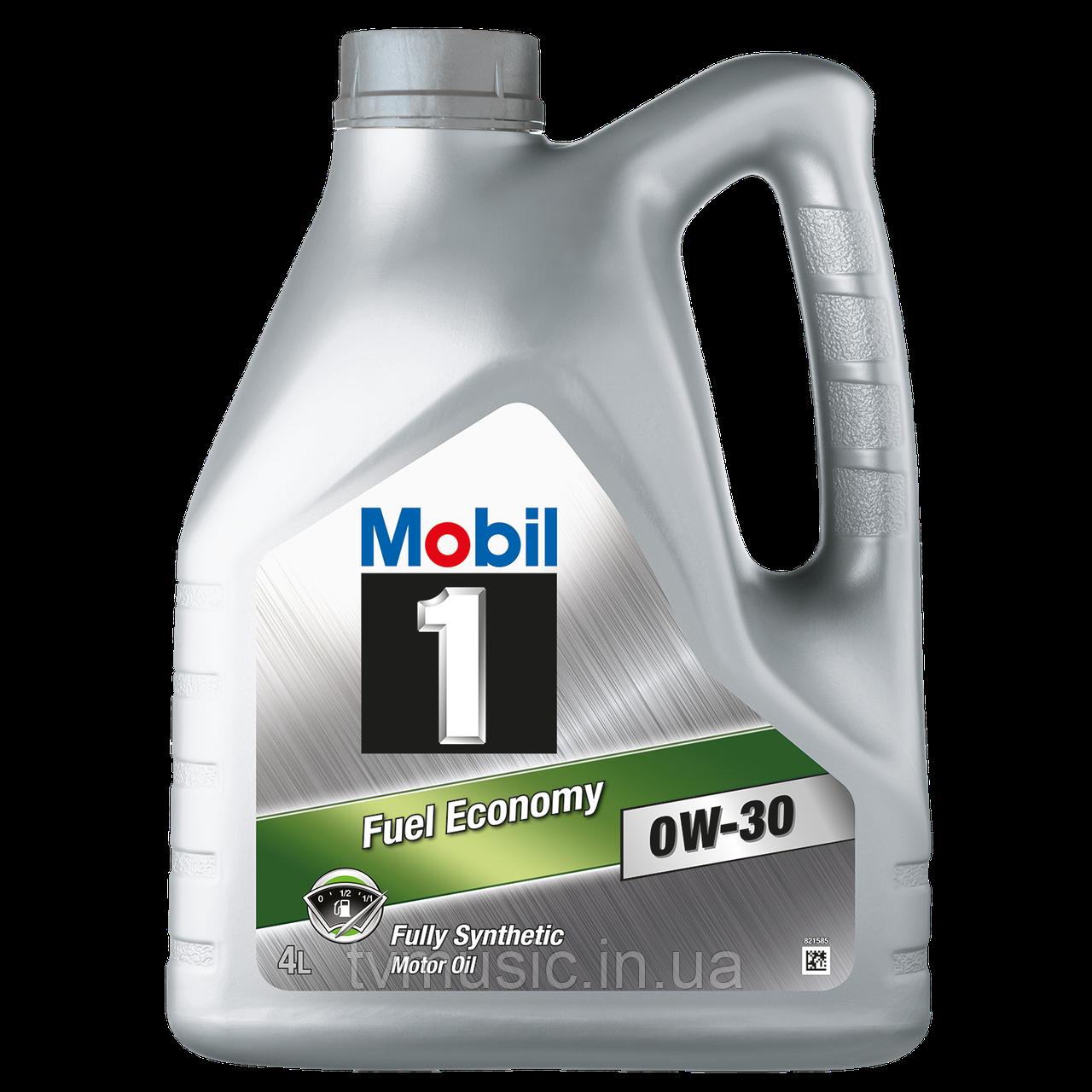 Масло моторное Mobil 1 Fuel Economy 0W-30 4 литра