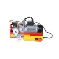 Тельфер электрический 930Вт 250-500кг 6/12м 220В ULTRA