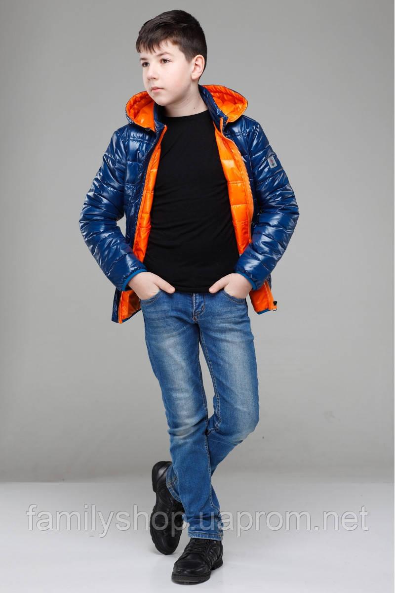 Детская весенняя куртка на мальчика Дени Нью Вери