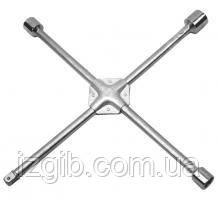 Ключ крестовой 17х19х21 (усиленный 16мм)
