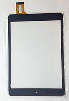 Оригинальный тачскрин / сенсор (сенсорное стекло) для HH070FPC-039A-DST (черный цвет, самоклейка)