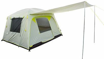 Кемпинговая 6-ти местная палатка Caribee Canyon 6, 922351 белый