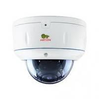 Купольная антивандальная камера Partizan IPD-VF4MP-IR POE