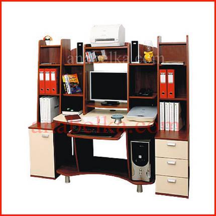 Стол компьютерный    Вега     (Ника), фото 2