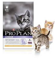 Purina Pro Plan Junior 10 кг- сухой корм для котят с курицей