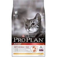 Purina Pro Plan Salmon 10 кг для кошек с лососем