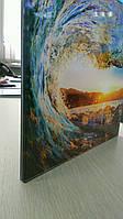 Каленое стекло с поликарбонатом (Антивандальное витражное стекло)