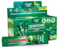 """Удобрение в стиках """"Чистый лист""""  для декоративно лиственных растений, 100г"""