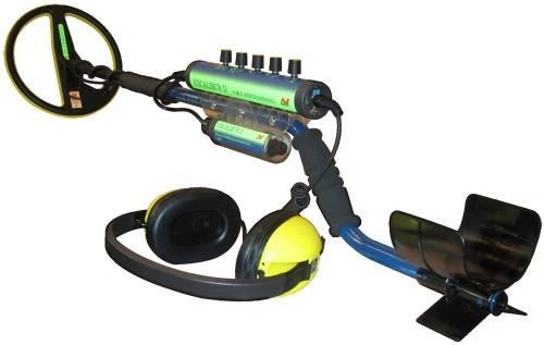 Металошукач Minelab Excalibur II, фото 2