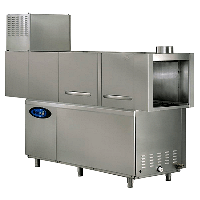 Машина посудомоечная туннельная Ozti OBK 2000 (с сушкой)