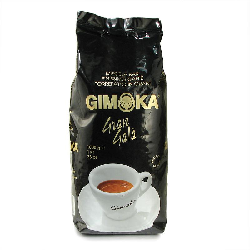 Кофе в зернах Gimoka Gran Gala, 1 кг