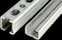Монтажный профиль перфорированный Т20  30х20х1,5 мм