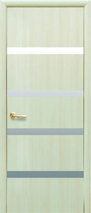 Модель Нота ЭКОШПОН зеркало межкомнатные двери, Николаев, фото 2