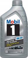 Масло моторное Mobil 1 Rally Formula 5W-50 1 литр