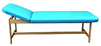 Стол стационарный смотровой физиотерапевтический, косметологический Statix - 1 для саун, бань, массажных кабинетов