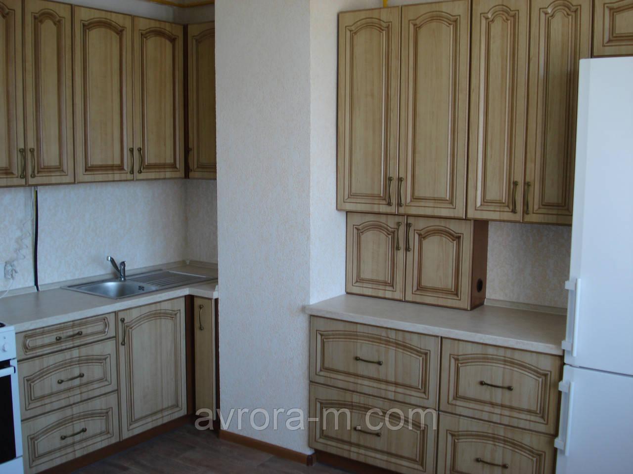 Кухонные гарнитуры для кухни с патиной