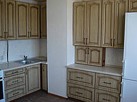 Кухонные гарнитуры для кухни с патиной, фото 1
