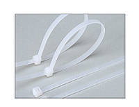 Кабельная стяжка нейлоновая 3,0х100 белая
