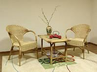 Кресло плетенное из ротанга Версаль