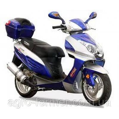 Скутер, мотоцикл Spark SP80S-15 (безкоштовна доставка)