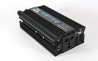 Преобразователь - инвертор Charge AC/DC 1000W 12-220V