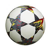 Мяч для футзала клееный №4 PU CHAMPIONS LEAGUE FB-3088
