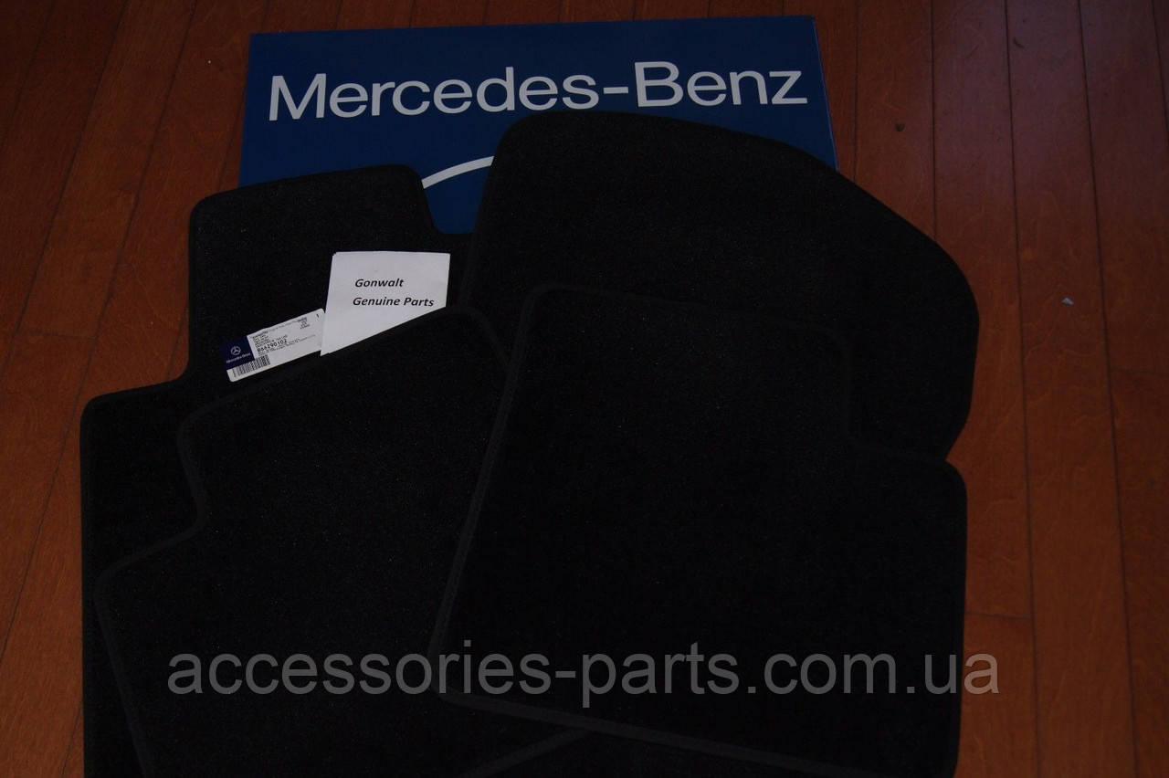 Новые Оригинальные Коврики в салон Mercedes-Benz X164 GL-Class / W164 ML-Class