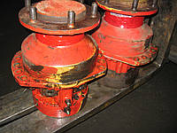 Ремонт гидромотора Poclain Hydraulics MS-08