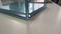 Каленое стекло с поликарбонатом (Антивандальный триплекс стекло)