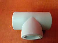 Тройник 20 полипропиленовый VS-plast