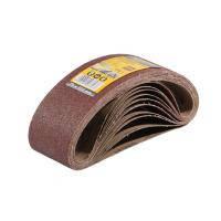 Лента шлифовальная бесконечная 75х457мм P80 (10шт)
