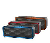 Портативная акустика bluetooth MP3 Music MegaBass SC211