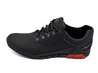 Мужские кожаные кроссовки Ecco  Natur Motion Biom 16 BLACK