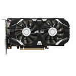 Вiдеокарта MSI GeForce GTX1050TI 4GB DDR5 OC (GF_GTX_1050_Ti_4GT_OC)