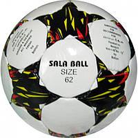 Мяч для футзала клееный №4 PU CHAMPIONS LEAGUE SL-1518