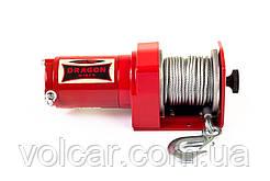 Лебедка электрическая Dragon Winch DWM 2000 ST 12 в