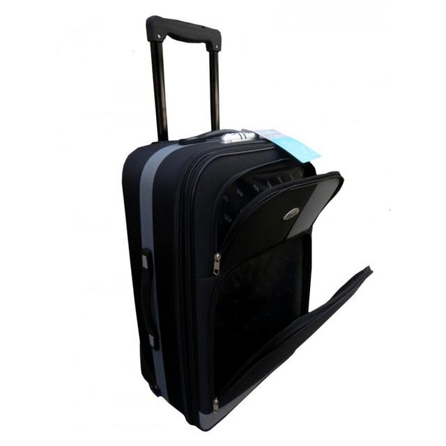 чемодан ткань