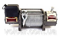 Лебедка электрическая Dragon Winch DWT 16800 HD